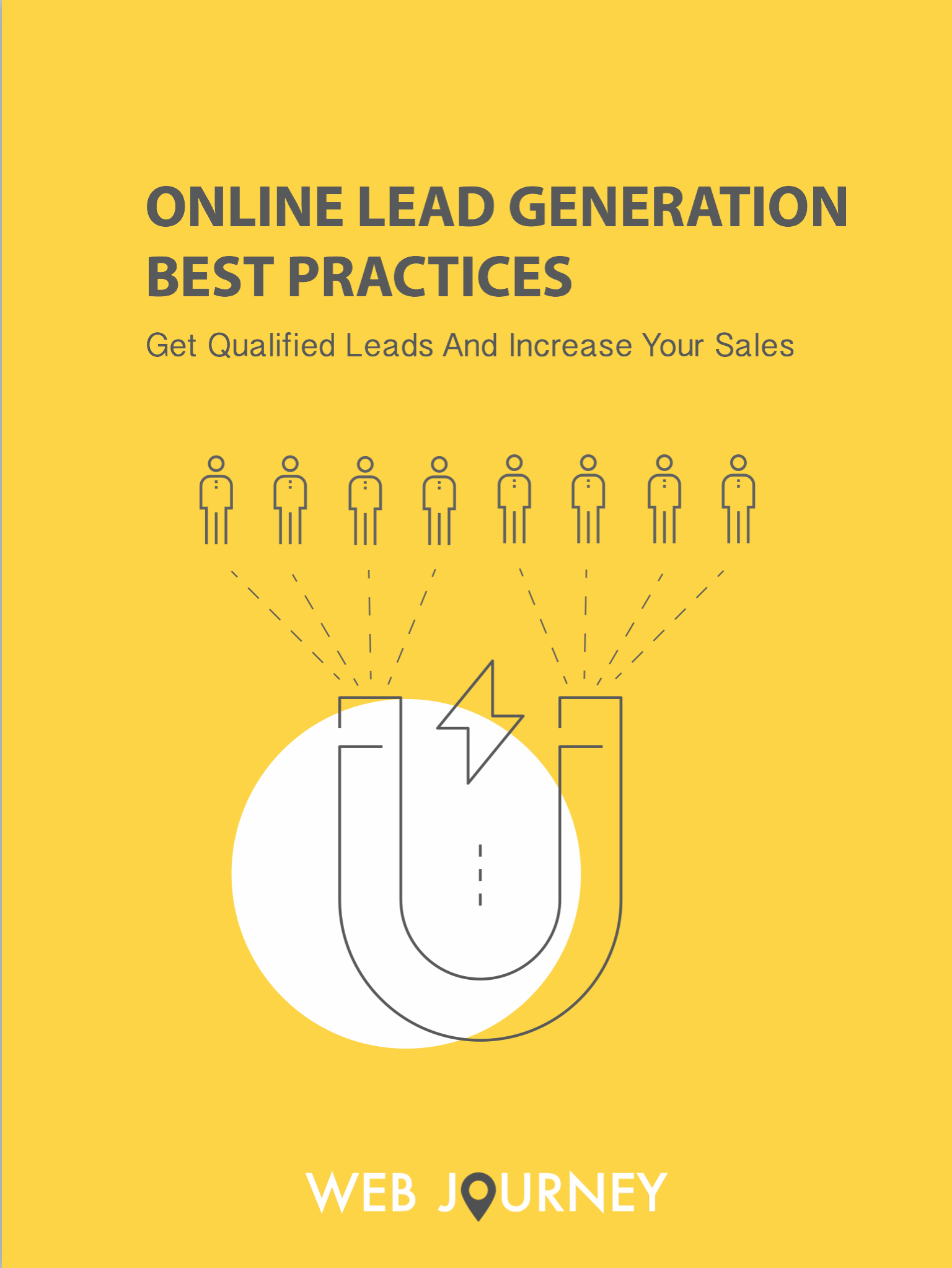 Online Lead generation Best Practices Cover