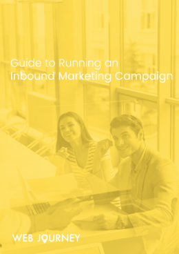 How to Run an Inbound Marketing Campaign - PDF Cover Image
