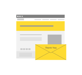 How to Run An Inbound Marketing Campaign - Inbound Thank You Page Section Image